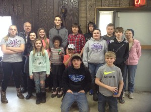 vfw service project